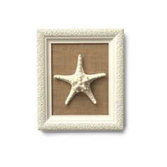 Large Cottage Chic Beach Decor Wall Art, Large Wall Art, Beach House... (€35) ❤ liked on Polyvore featuring home, home decor, wall art, starfish wall art, motivational wall art, outdoor wall art, outdoor home decor and inspirational wall art