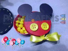 Latinhas Mickey Mouse