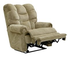 Big Man Reclining Chair wide seat 500 pound tall back http