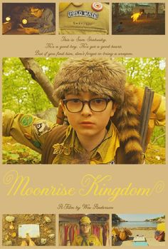 Moonrise Kingdom: Posters