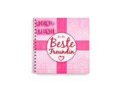 adventskalender_fuer_die_beste_freundin Bff, Presents, Friends, Ideas, Gifts, Amigos, Favors, Thoughts, Boyfriends