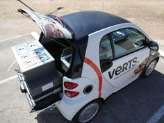 Verts: The tiniest (food) truck in Texas delivers a to-die-for Döner Kebap