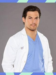 He's Handsome, & He May Start Dating Meredith Grey Grey's Anatomy, Justin Chambers, Sara Ramirez, Arizona Robbins, Owen Hunt, Greys Anatomy Cast, Sandra Oh, Cristina Yang, Meredith Grey