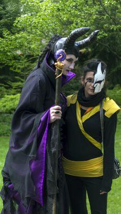 Sakura Con 2 Maleficent by Mackingster.deviantart.com on @deviantART