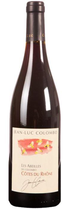Vins Jean-Luc Colombo - Les Abeilles Jean-Luc Colombo Côte du Rhône - Code SAQ:11460088