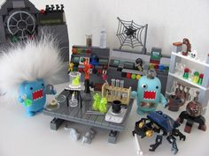 Mad Scientist (144/365/2 Toy Project), via Flickr. #funny #cute #geek #toys