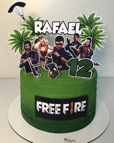 Pretty Birthday Cakes, Homemade Birthday Cakes, Fire Cake, Birtday Cake, Friends Cake, Choco Chips, Cream Cake, Themed Cakes, Cake Designs