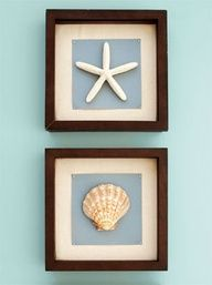 Shell Crafts - Projects You Make from Shells - Quick  Simple