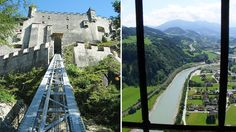 Hohenwerfen Castle Tourism, Austria - Next Trip Tourism Hohenwerfen Castle, Austria Tourism, Udaipur, Good And Cheap, Cool Watches, Palace, Around The Worlds, Mansions, House Styles