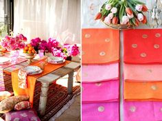 Like these colours (but not the indian style) would prefer to be done in a subtler way. a bit of overload here.