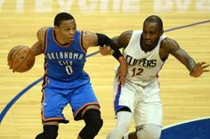 The Sports Xchange Oklahoma City point guard Russell Westbrook was named to the Western Conference All-Star team along with six other…