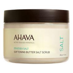 beauté blog avis : Beurre de Sel Exfoliant AHAVA