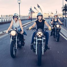 Sydneysiders! Next Sunday 19th April come ride with us  Meeting at @deuscustoms…