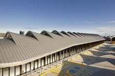 View our aluminium roofing solutions at ZC Technical. We offer superior quality aluminium, produced overseas and available for use in all our panel systems. Standing Seam Roof, Panel Systems, Wall Cladding, Skylight, Gold Coast, Double Lock, Building, Centre, Design