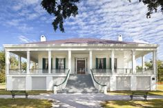 The Jefferson Davis Home and Presidential Library, Beauvoir, Biloxi, Mississippi