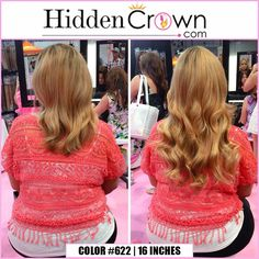 Hair, hair, hair. ✨✨✨ www.hiddencrown.com