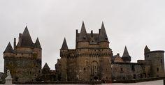 Castillo de Vitré by Jose Antonio Abad, via Flickr