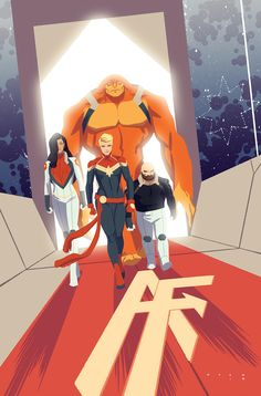 CAPTAIN MARVEL #3 MICHELE FAZEKAS & TARA BUTTERS (W) • KRIS ANKA (A/C) VARIANT COVER BY TBA WOMEN OF POWER VARIANT COVER BY Emanuela LUPACCHINO • Captain Marvel's powers are on the fritz and the timing couldn't be worse… • All evidence says that Alpha Flight has a traitor in their midst . • How will Carol and her crew figure out the origins of the mystery ship when they can't even trust each other?