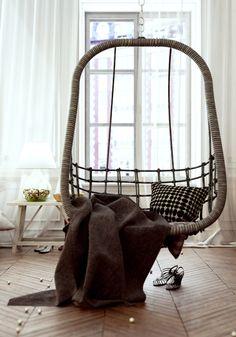 Paris Loft by Ghanimeh Jimmy Paris Loft, Hanging Chair, Architecture, Interior, Projects, Challenges, Behance, 3d, Furniture