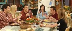 DAME's Friendkeeper tells us how not to spend Turkey Day alone and digs into why a woman's friend has lost her funny.