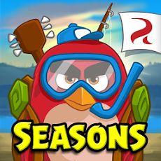 Angry Birds Seasons 6.2.2 Mod Apk