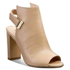 Be fashion forward this spring with these casual open toe guess booties! Fashion Forward, Open Toe, Heeled Mules, Peeps, Booty, Boutique, Spring, Casual, Shoes