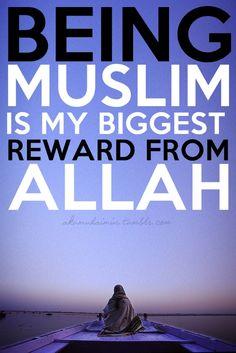 Being Muslim...