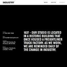 Akzidenz Grotesk Font - Industry