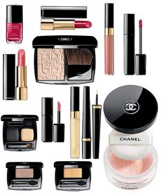 the Chanel Christmas collection... so gorgeous... if only i could afford it!