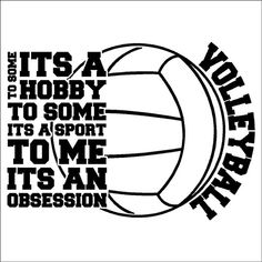 Female Volleyball Player Spiking Volleyball Players Wall Art - Vinyl volleyball wall decals