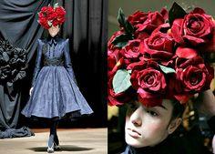 LA CARABA EN BICICLETA...: EL PICAFLOR... DE LAS PASARELAS Crown, Fashion, Walkways, Bike, Moda, Corona, Fashion Styles, Fashion Illustrations, Crowns