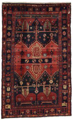 Koliai - Kurdi Persian Carpet    nmd1651-213   CarpetU2   150x246   386