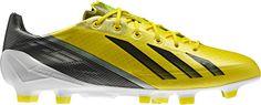 Adidas F50 Adizero TRX FG Geel