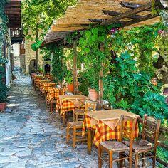 Makrinitsa, Magnisia, Greece #greece2017