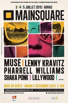 Le groupe, Muse, qui prépare un 8ème album sera présent sur 3 gros festivals cet été en France: Main Square, Musilac et Les Vieilles Charrues. L'occasion pour le groupe de Mathew Bellamy de jouer ses nouvelles chansons. Le nouvel opus s'annonce très rock...