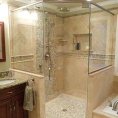 Image detail for -22,676 corner shower bathroom designs Home Design Photos