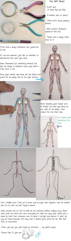 A redo of an old tutorial I made. There's no real right or wrong way to make an armature. This is just the way I do it. I hope this helps you out. If it does please fav to let me know _____________...