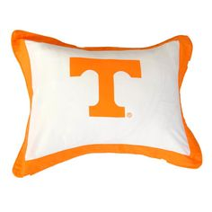 College Covers NCAA Tennessee Pillow Sham