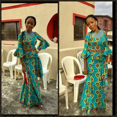 current ankara styles