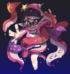 Splatoon Memes, Splatoon 2 Art, Splatoon Comics, Splatoon Squid Sisters, Callie And Marie, Video Games Girls, Super Smash Bros, Spirit Animal, Cute Art