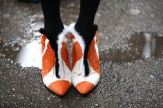 Street Looks à la Fashion Week automne-hiver 2013-2014 de Milan, Jour 5 5 | Défilés | Vogue