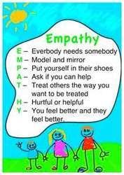 Ideas to help kids understand and develop empathy.