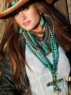 55 best Fashion Jewelry Models in Turquoise images on ...