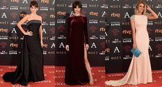 Premios Goya 2016: los looks de la alfombra roja - http://www.bezzia.com/alfombra-roja-de-los-goya-2016/