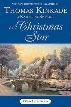 A Christmas Star (Cape Light #9) by Thomas Kinkade