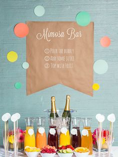 5 Techy Tips for How to Plan the Perfect Bridal Shower via Brit + Co.