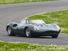 Jaguar xj13 Replica