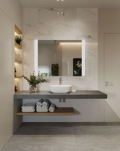 Bathroom interior design 733453489300542272 - 55 Bathroom Lighting Ideas For Every Style – Modern Light Fixtures Source by bibibiehler All White Bathroom, Light Bathroom, Navy Bathroom, Tuscan Bathroom, Silver Bathroom, Bathroom Wall Lights, Boho Bathroom, Bathroom Small, Wall Lamps