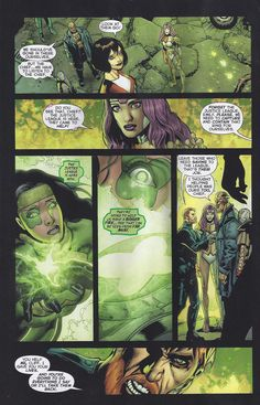 Justice League #32 Spoilers Doom Patrol Forever Evil 4