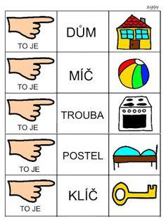 Pro Šíšu: Skladame jednoduche vety